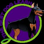The Best Dog leash Logo